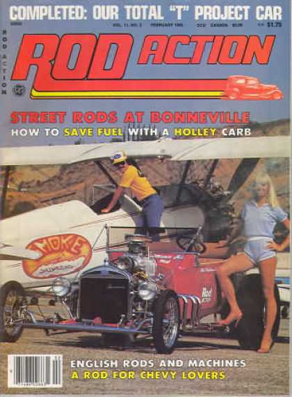 Rod Action - February 1992