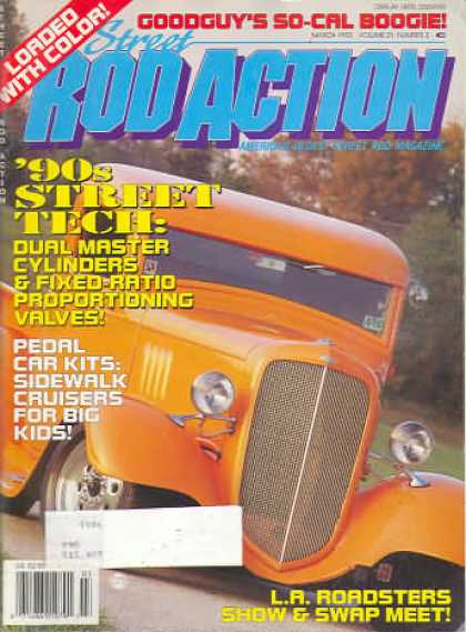 Rod Action - March 1992