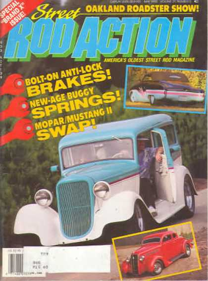 Rod Action - May 1992