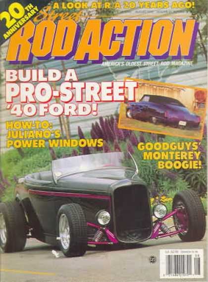 Rod Action - August 1992