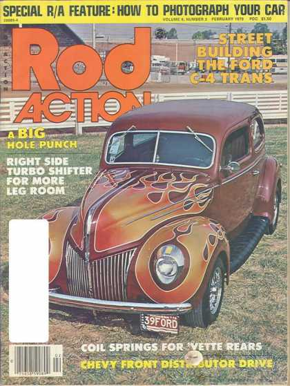 Rod Action - February 1979