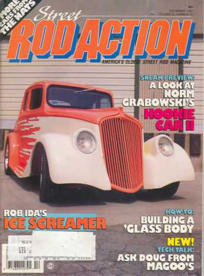 Rod Action - December 1993