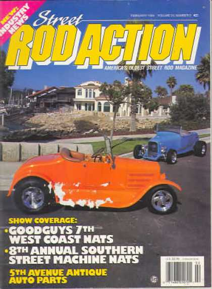 Rod Action - February 1994