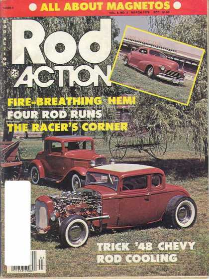 Rod Action - March 1979