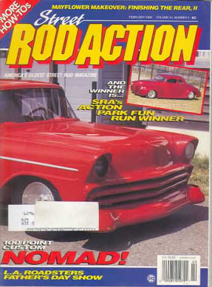 Rod Action - February 1995