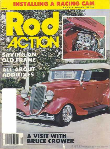 Rod Action - April 1979