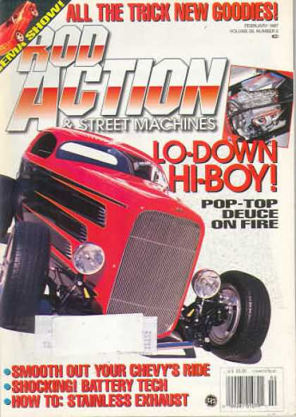 Rod Action - February 1997