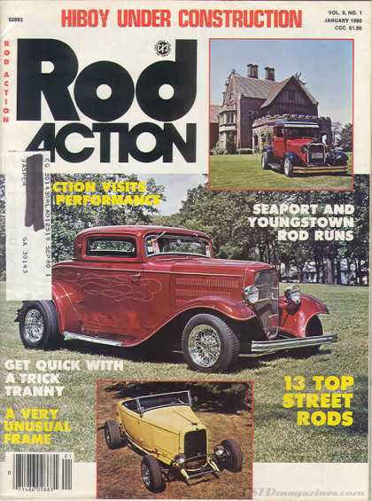 Rod Action - January 1980