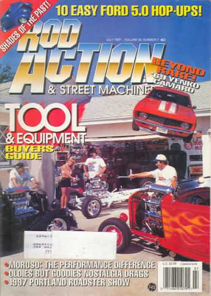 Rod Action - July 1997