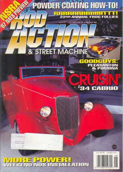 Rod Action - August 1997