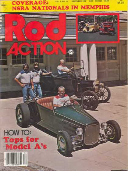 Rod Action - December 1980