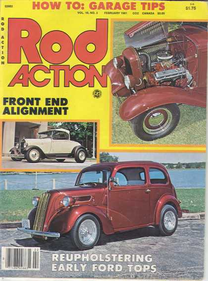 Rod Action - February 1981