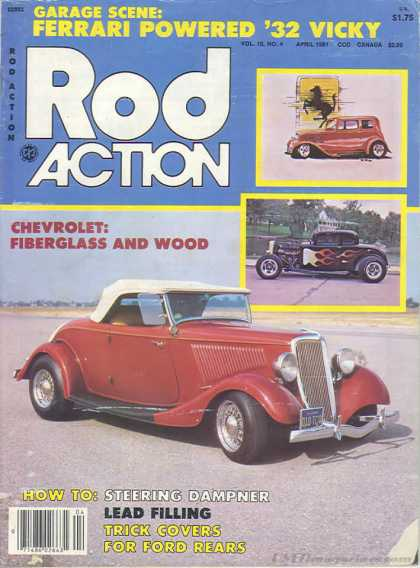 Rod Action - April 1981