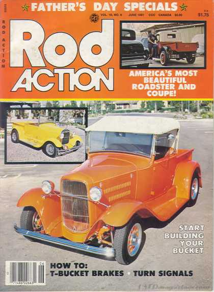 Rod Action - June 1981