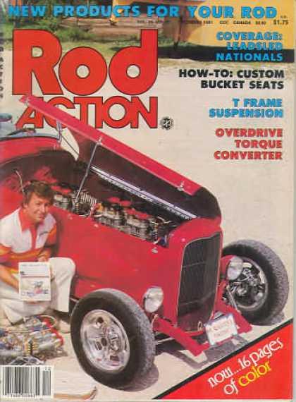 Rod Action - December 1981