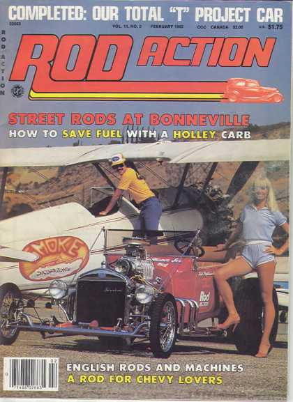 Rod Action - February 1982