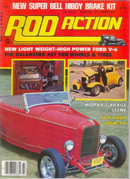Rod Action - March 1982