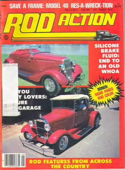 Rod Action - May 1982