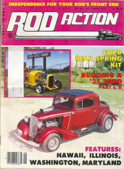 Rod Action - June 1982