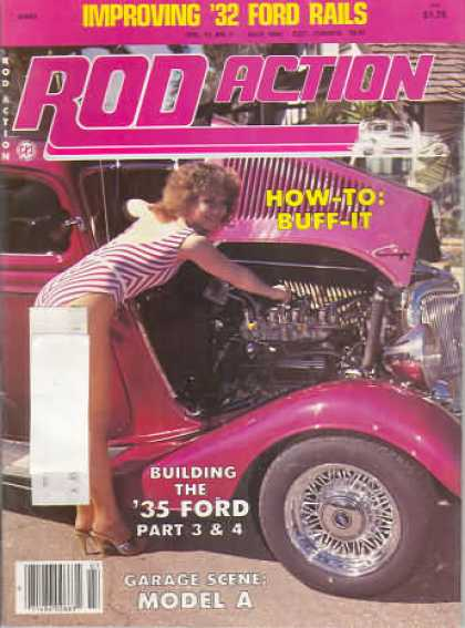 Rod Action - July 1982