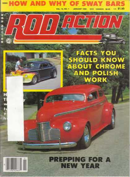 Rod Action - January 1983