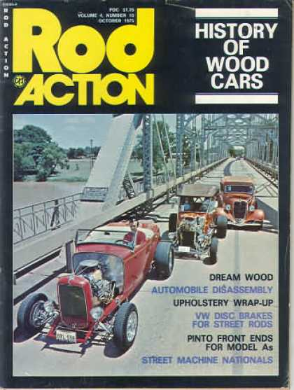 Rod Action - October 1975