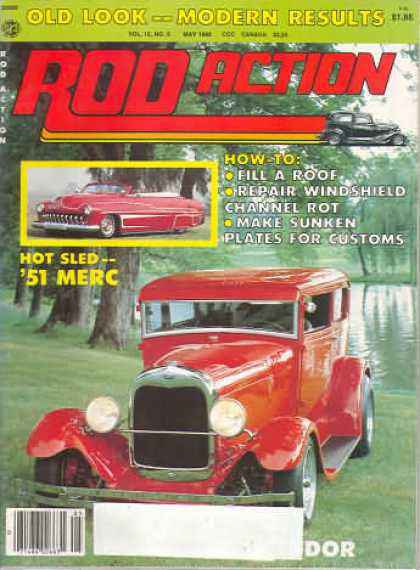 Rod Action - May 1983