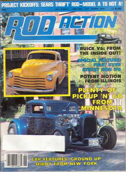 Rod Action - June 1983