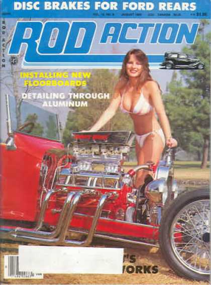 Rod Action - August 1983