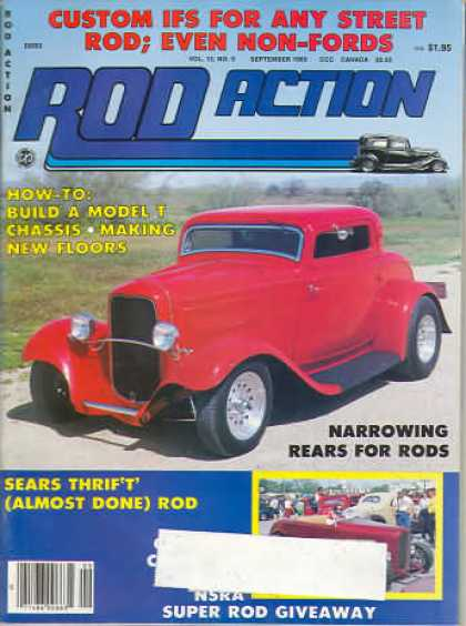 Rod Action - September 1983