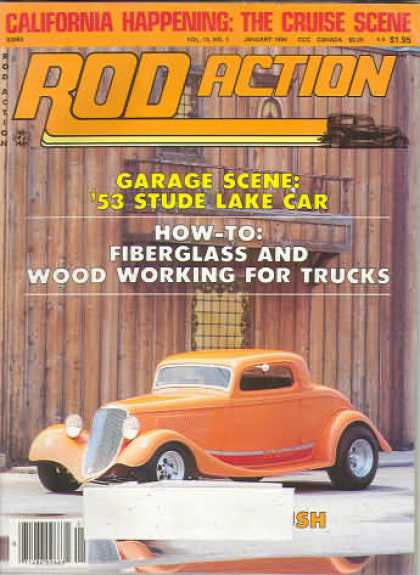Rod Action - January 1984