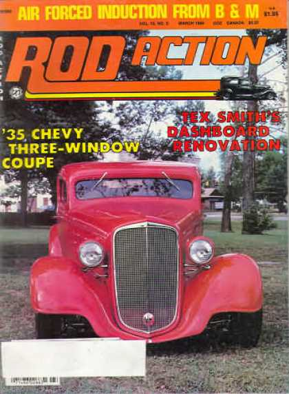 Rod Action - March 1984