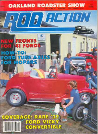 Rod Action - June 1984