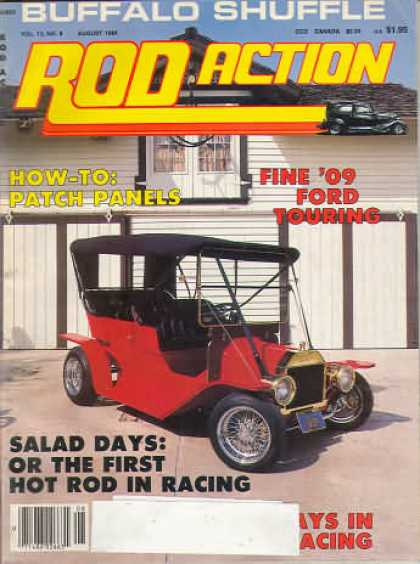 Rod Action - August 1984