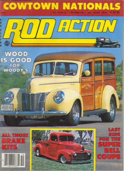 Rod Action - October 1984