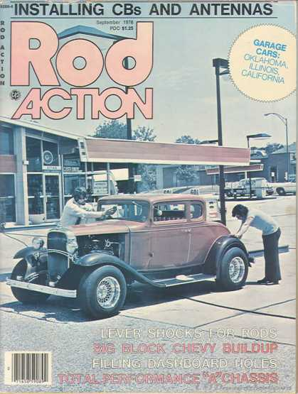 Rod Action - September 1976