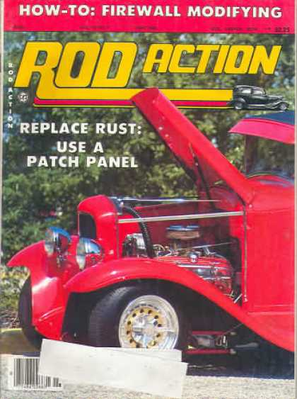 Rod Action - June 1985