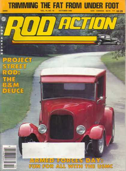 Rod Action - October 1985