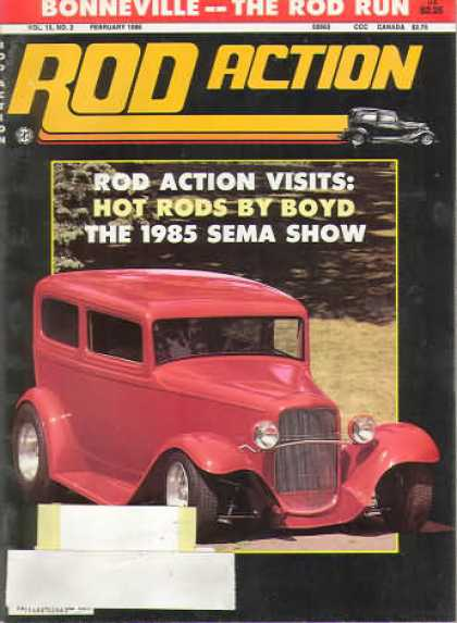 Rod Action - February 1986