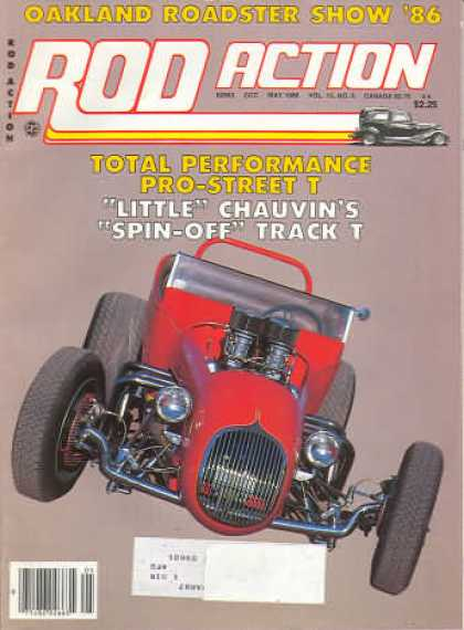Rod Action - May 1986