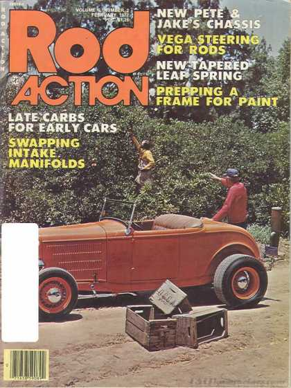 Rod Action - February 1977