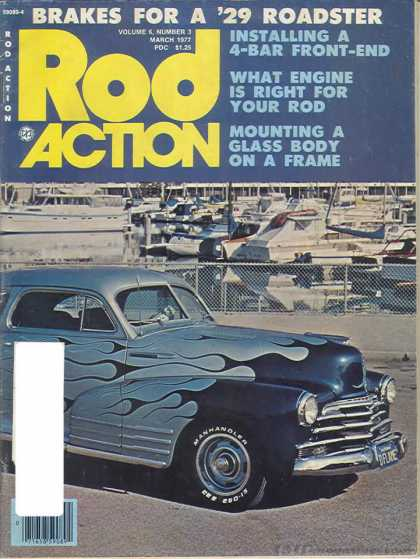 Rod Action - March 1977