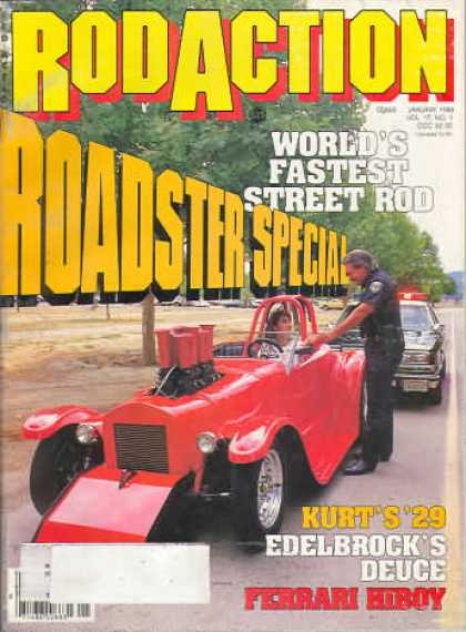 Rod Action - January 1988