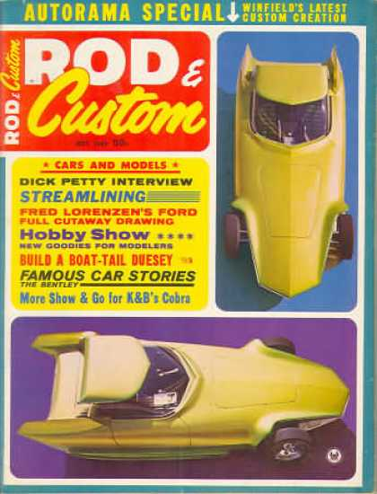 Rod & Custom - May 1965