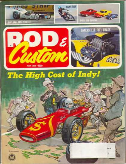 Rod & Custom - May 1966