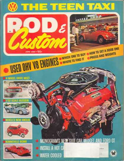 Rod & Custom - June 1966