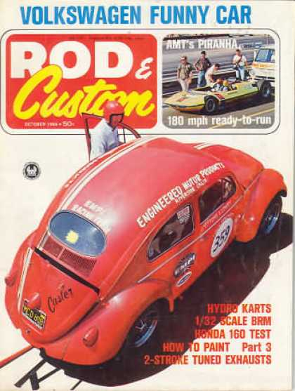 Rod & Custom - October 1966