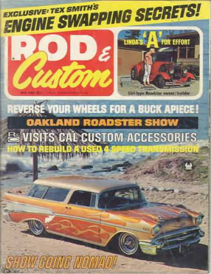 Rod & Custom - May 1967