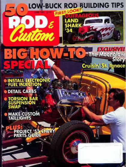 Rod & Custom - June 1991