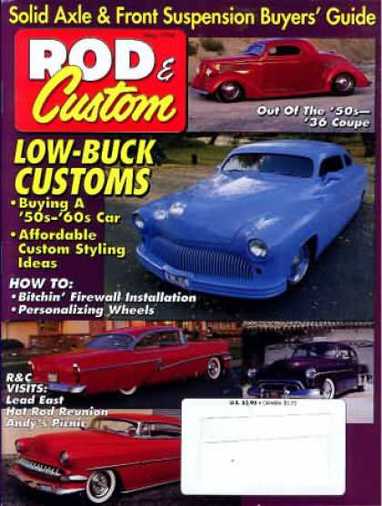 Rod & Custom - May 1994